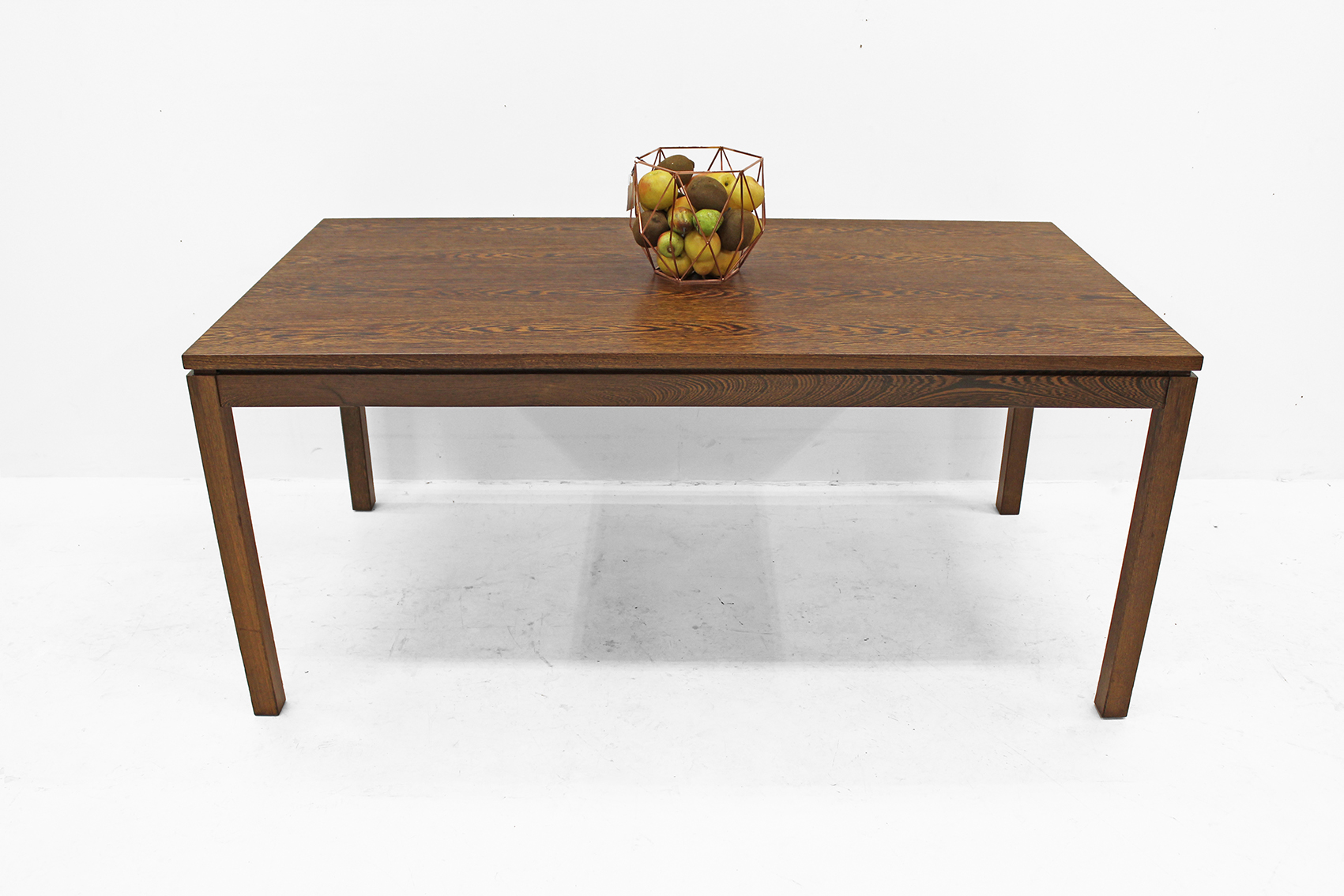 early seventies table in Wengé