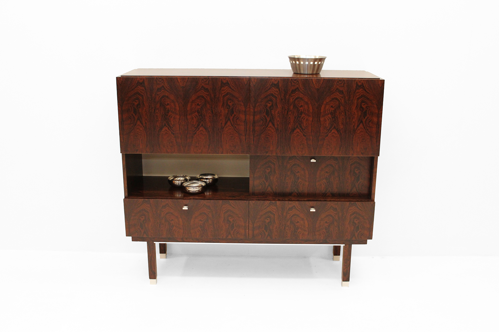 sixties barcabinet in brazilian rosewood