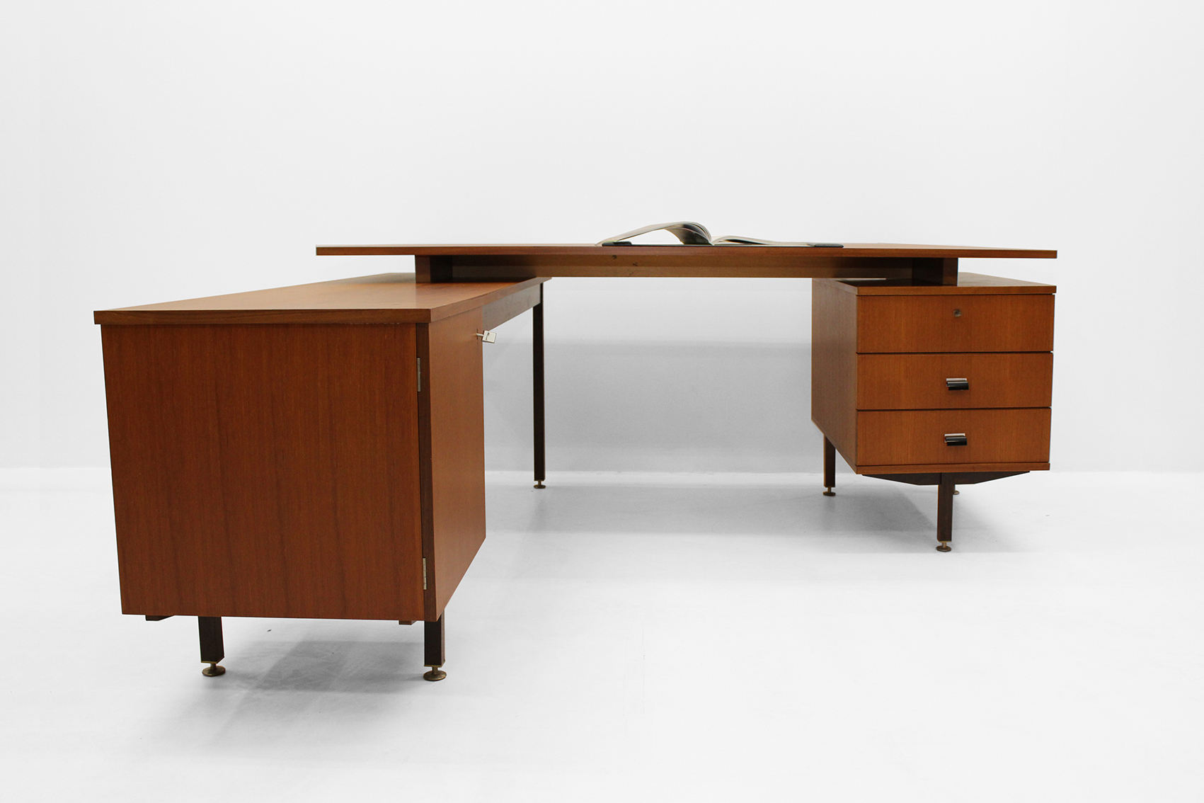 Large office desk from the sixties.
