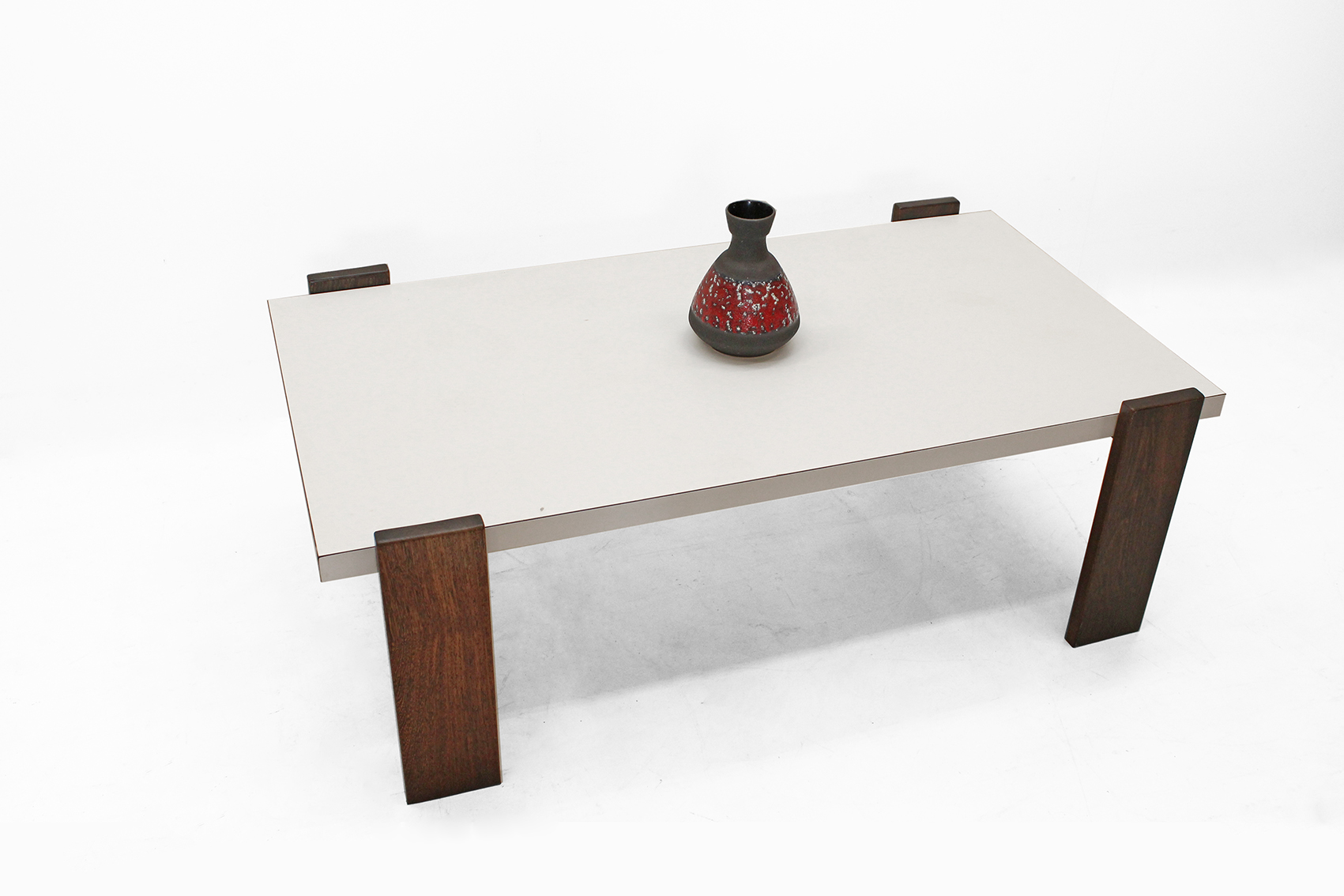Seventies coffee-table made by van den berghe pauvers