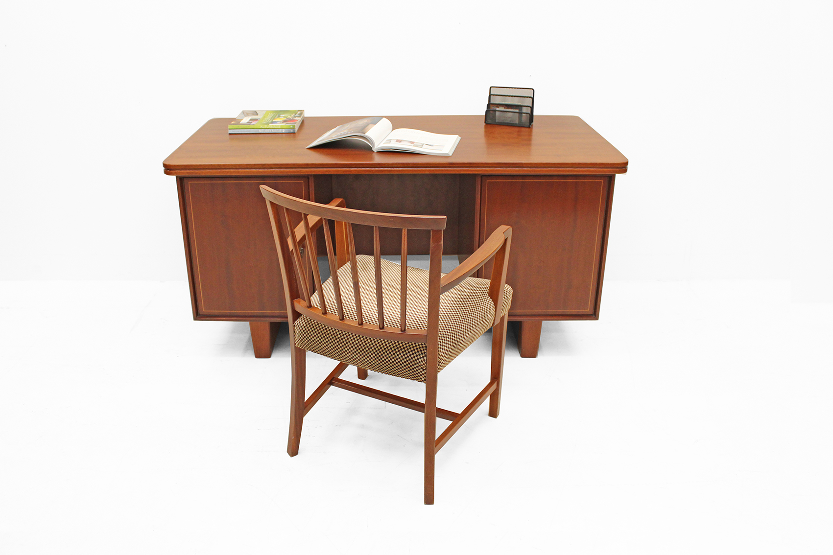 Late fifties desk by Formule meubelen