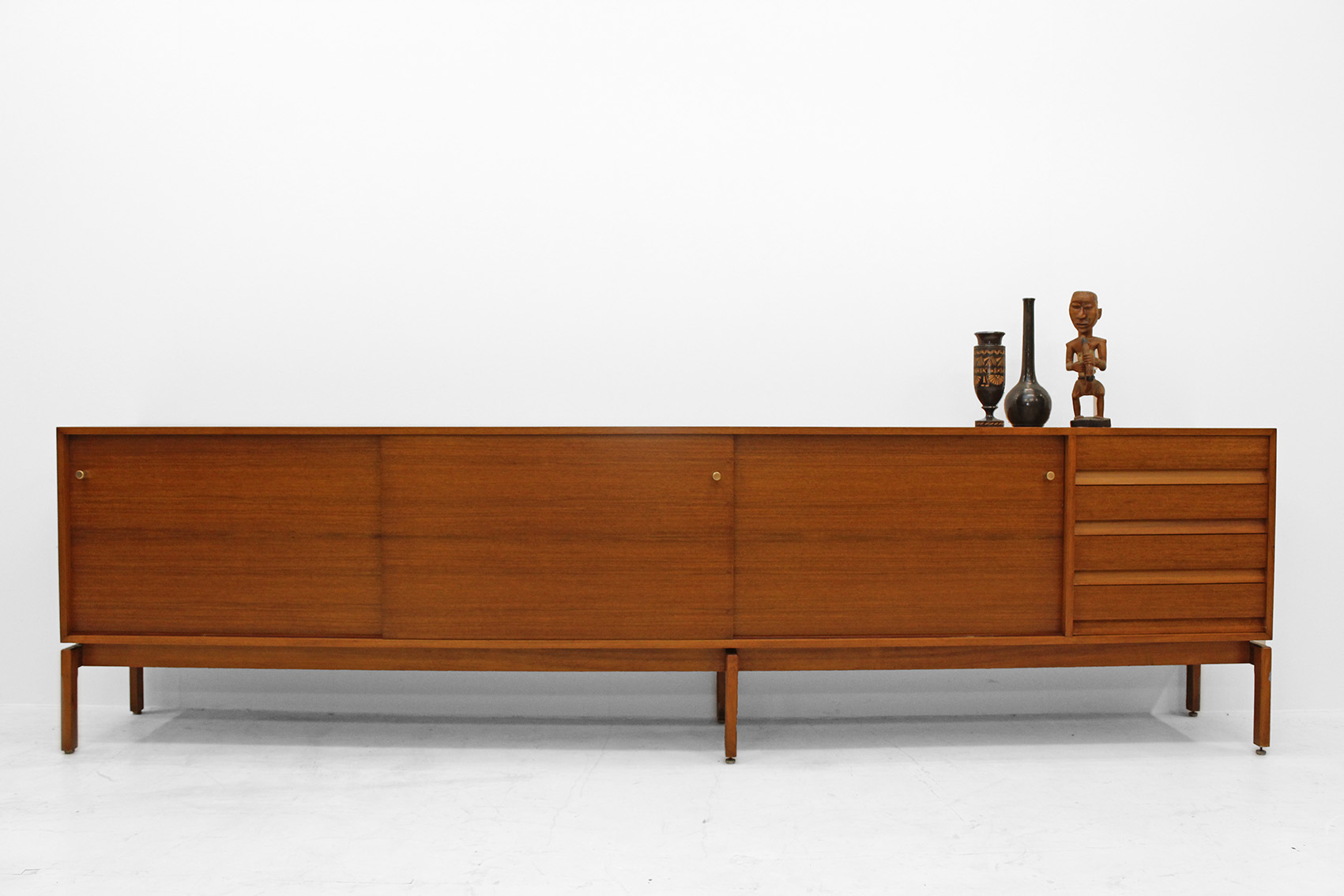 XXL abstracta sideboard designed by Jos De Mey